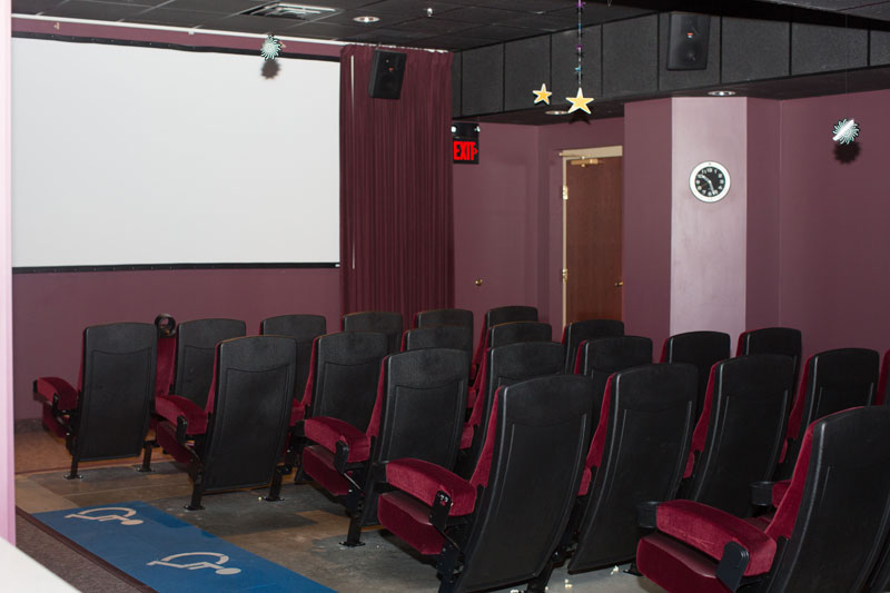 Theater within Boutwells Landing